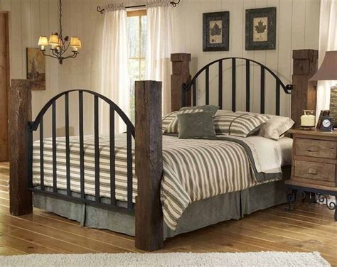 wood and wrought iron bedroom sets wrought iron and wood king beds bedroom ideas
