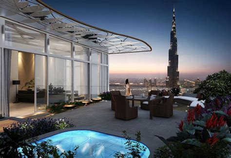 emaar launches luxury downtown dubai apartments