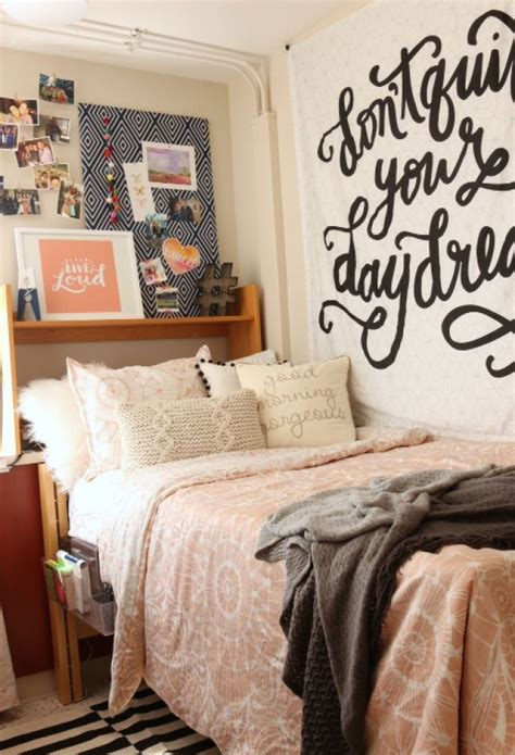College Bedroom Decorating Ideas by 15 Amazing College Bedroom Design Ideas Decoration Love