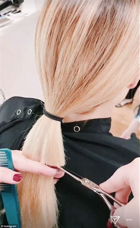 she cut her hair very short lauren conrad reveals why she cut her hair short express
