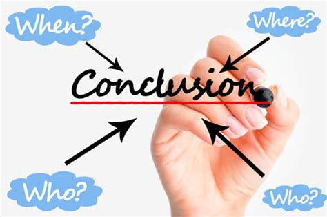 Conclusions Paper Writing by How To Write A Conclusion For An Essay Express Proofreading