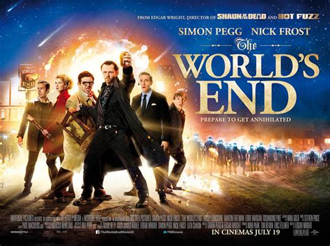 Miss World Mermaid Poster Redrew 2 by Two The World S End Posters With Simon Pegg And Nick