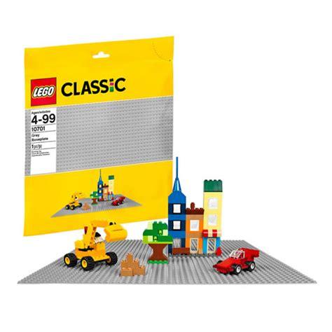 Jual Lego Classic 48x48 Grey Baseplate 10701 lego 174 classic gray baseplate 10701