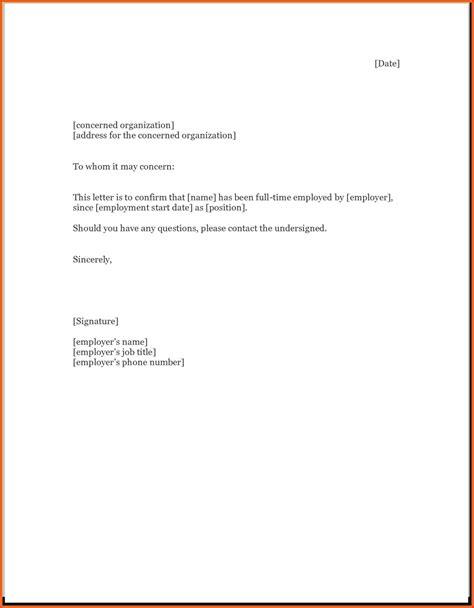 employment letter sample for visa new best s of sample job letter
