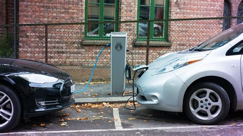 electric cars charging electric car charging infrastructure in the us is thriving