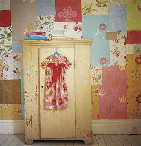 Patchwork Decorations - picture of patchwork decorating ideas