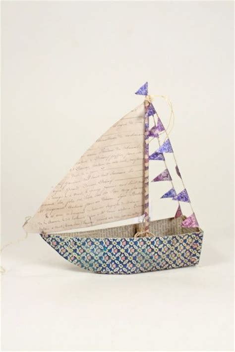 how to make a paper boat float longer best 25 paper boats ideas on pinterest
