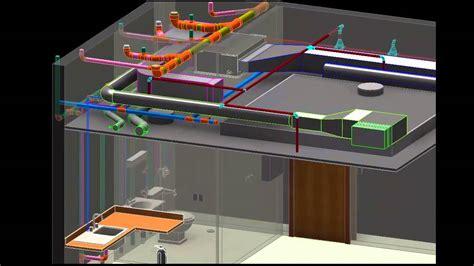 revit mep 2012 tutorial viewing models in 3d youtube revit mep coordination funnycat tv