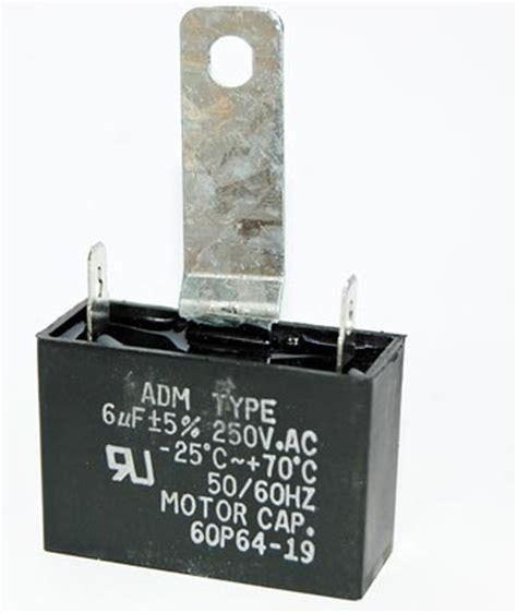 250vac capacitor motor start capacitors and motor run capacitors