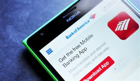 bank of america help desk bank of america quits support for windows phones and apps