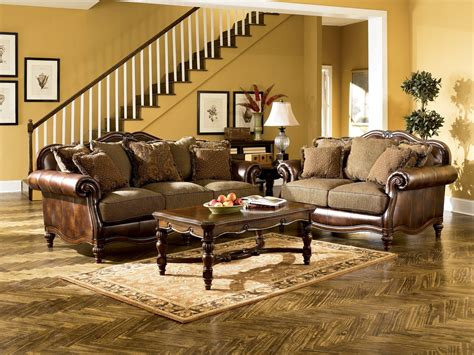 claremore antique living room set from 84303