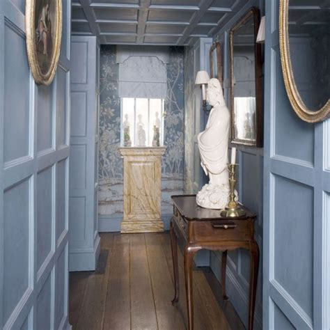 small hallway 25 beautiful homes hallway panelling hallway colour schemes