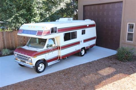 rvs  brougham ford rv  sale  sale  owner