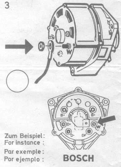 vwvortex 1980 scirocco bosch or motorola alternator