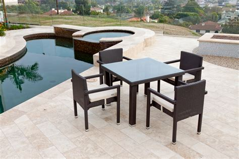 patio furniture pvc outdoor pvc wicker patio furniture factory direct