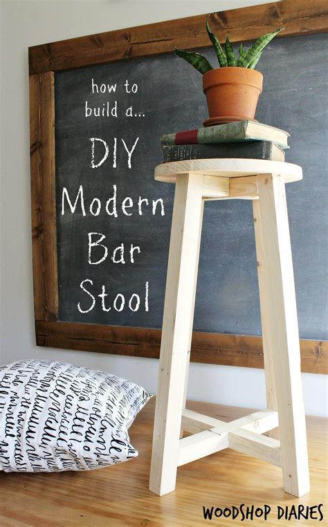 super simple diy bar stool diy bar stools woodworking