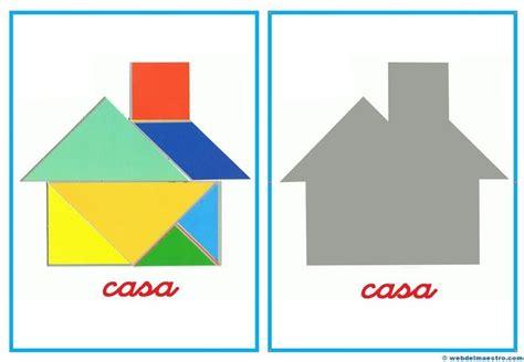 figuras geometricas simples m 225 s de 25 ideas incre 237 bles sobre tangram en pinterest