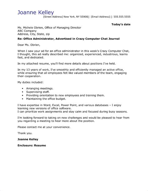 ideas collection medical office administration cover letter no