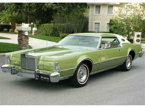 1976 lincoln continental iv for sale classiccars