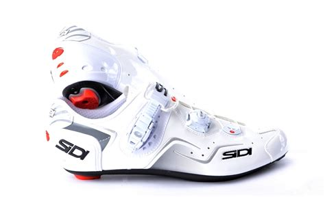 Kaos Shoe sidi kaos road shoes white vernice alltricks