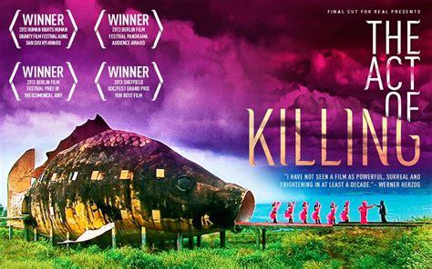 film act of killing adalah film club frame the act of killing metal
