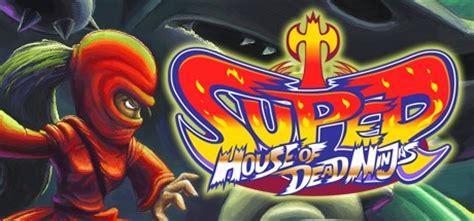 house of dead ninjas save 75 on super house of dead ninjas on steam
