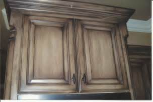 Kitchen cabinets before amp after