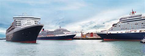 cunard cruise cruises from southton 2018 2019 cunard