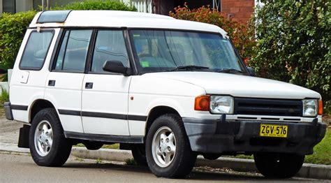 land rover discovery 1992 1992 land rover discovery i pictures information and