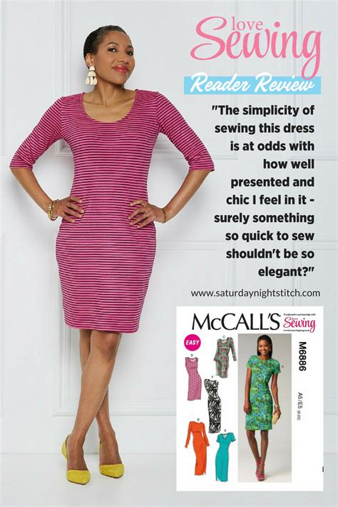 pattern review mccalls 6886 187 patterns for women