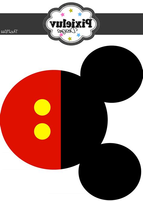 mickey mouse silhouette template mickey mouse silhouette template image collections free