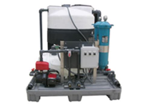 boat recycling washington state aquaclean install boat wash water recycling systems