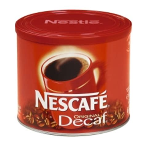 Nescafe Original Decaffeinated Instant Coffee 500g   review, compare prices, buy online