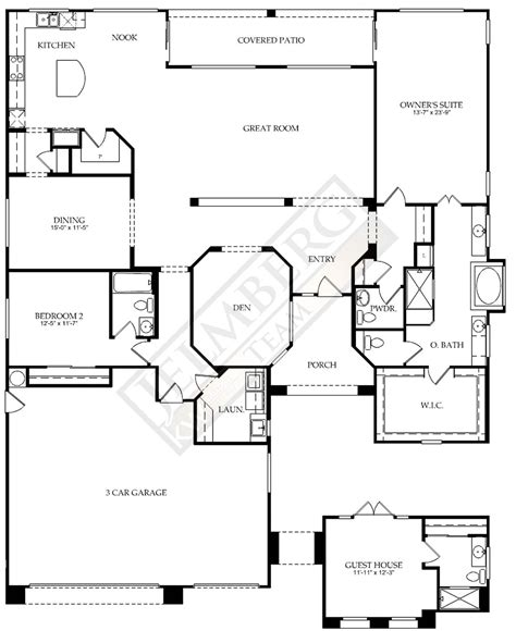 floor plan la la paz model floor plan sun city shadow hills coachella