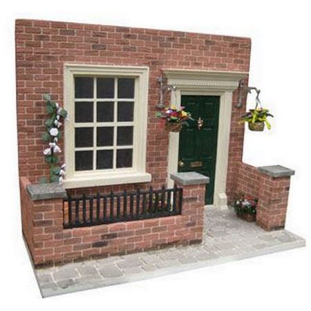 house front facade  scale kit bch