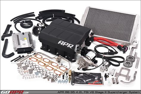2004 audi s4 supercharger kit apr s5 4 2l supercharger special up to a 3595 discount