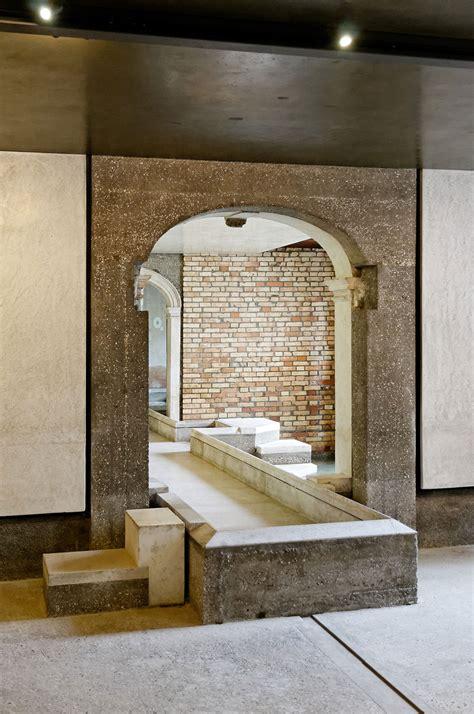 architecture  details palazzo querini stampalia