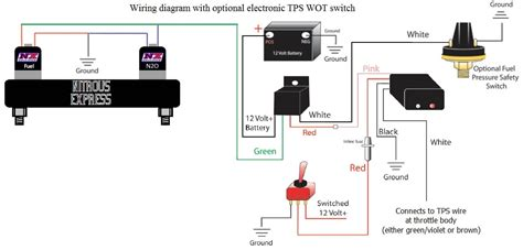 nitrous express wiring diagram wiring diagram and