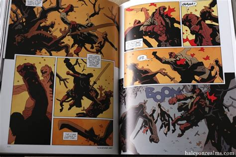 hellboy in hell library edition hellboy in hell library edition book review halcyon