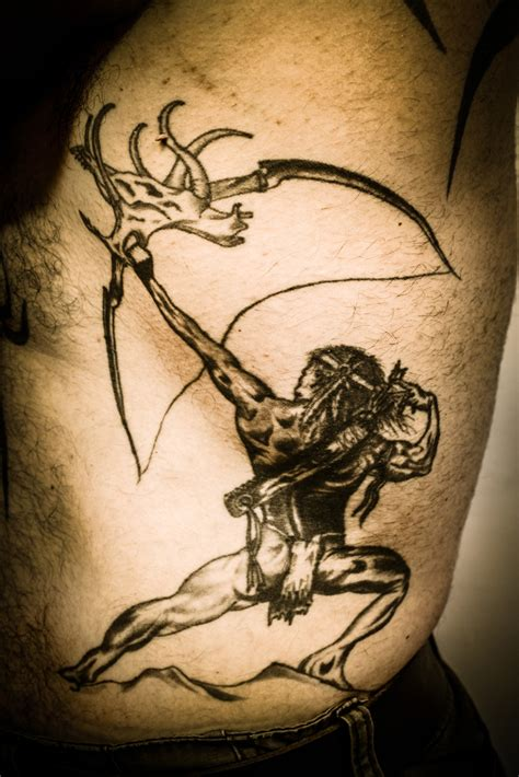 archer tattoo archer related keywords archer