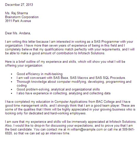 data analysis cover letter data analyst cover letter entry level writefiction581