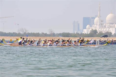 dragon boat racing abu dhabi these sports clubs in abu dhabi are on the lookout for new