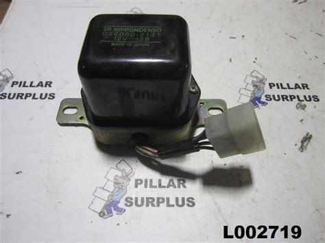 Genuine Oem Kubota Voltage Regulator 70000 65398
