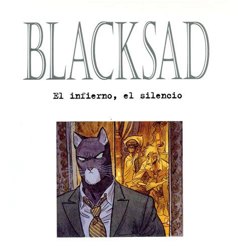 blacksad 1 un lugar 8484312453 blacksad vol 4 el infierno el 1 2