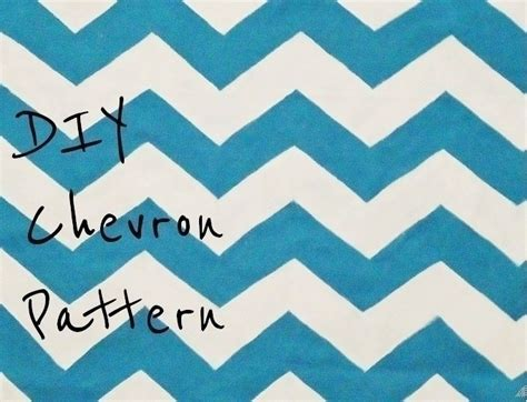 paint a chevron pattern from scratch 183 how to make a