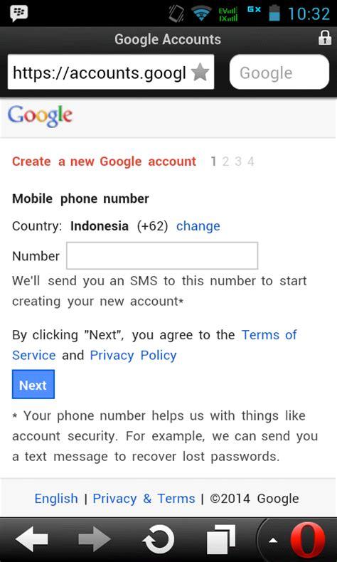 membuat gmail di hp blackberry membuat email google melalui hp panduan membuat email