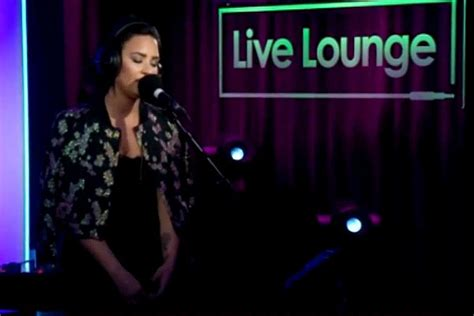 demi lovato cool for the summer bbc radio 1 live lounge 2015 video demi lovato covers hozier s take me to church