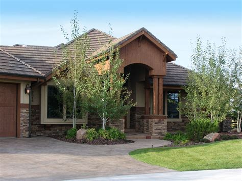 Rv House Plans by Home Plan With Rv Garage 9535rw Architectural