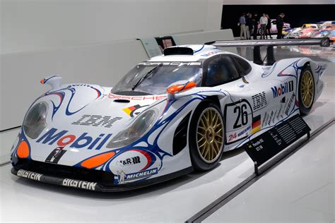 porsche museum cars porsche gt1 911 993 996 for salg produced in 1996 1998