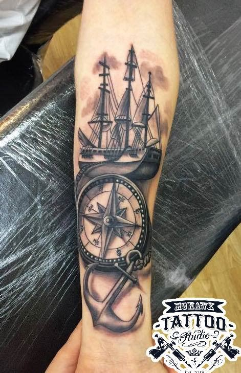 boat anchor tattoo designs 50 alluring anchor designs that represent and